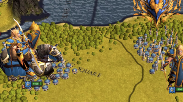 Умельцы перенесли вселенную Warcraft в Crusader Kings II