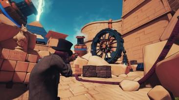 Новый геймплей кроссплатформенной Crazy Justice