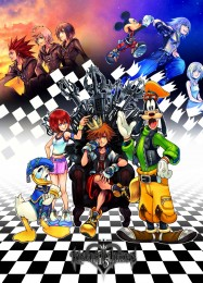 Обложка игры Kingdom Hearts HD 1.5 ReMIX