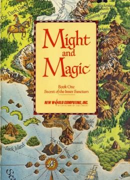 Might and Magic: The Secret of the Inner Sanctum