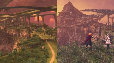 Сравнения версий Xenoblade Chronicles для Wii и Nintendo Switch