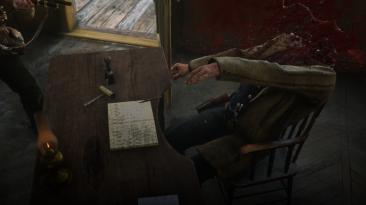 """Red Dead Redemption 2 """"Система расчленения для всех персонажей"""""""