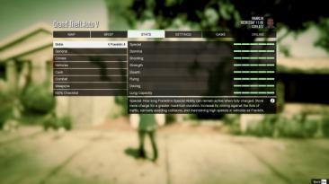 Grand Theft Auto 5 (GTA V): Сохранение/SaveGame (Идеальное начало игры)