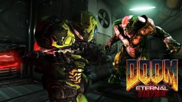 """Doom 2 """"Слэшер от третьего лица"""""""