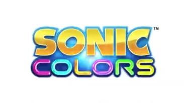 """Sonic Colors """"трейлер"""""""