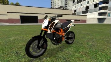 "Garry's Mod ""Байк KTM Duke 690"""