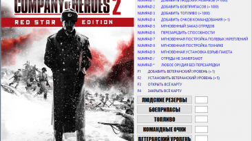 Company of Heroes 2 - Master Collection: Трейнер/Trainer (+24) [4.0.0.21040] [64 Bit] {Baracuda}