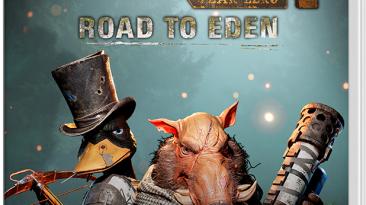 Стал доступен новый патч для Mutant Year Zero: Road to Eden Deluxe Edition