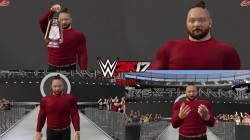 "WWE 2K17 ""Bray Wyatt Firefly Fun House Наряд (Лицевая анимация) WWE 2K19 Порт мод"""