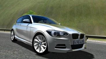 "City Car Driving ""BMW 120d (F21) v1.1 (v1.5.9.2)"""