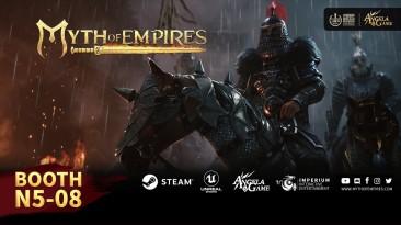 Опубликован новый трейлер песочницы Myth of Empires с демонстрацией игровых возможностей
