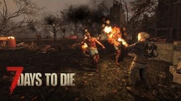 Новый трейлер с игровым процессом 7 Days to Die для PS4 и XOne