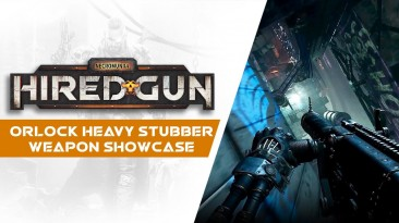 Новый трейлер Necromunda: Hired Gun представляет Orlock Heavy Stubber