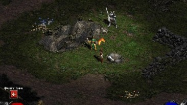 """Diablo 2 """"Модификация Valhalla"""""""
