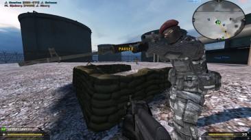 "Battlefield 2 ""Карта (Stalingrad) для ZCF 2.5 Demo"""