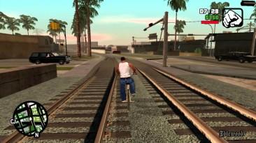 Герои Dota 2 разыграли сцену из GTA: San Andreas