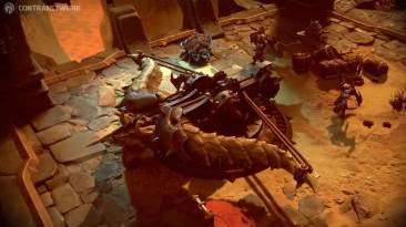 Война и Раздор против мелкой нечисти - первые 30 минут геймплея Darksiders Genesis