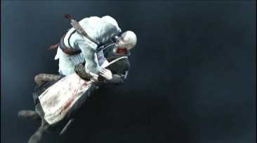 Assassins Creed - очень плохое настроение (приколы, фейлы)