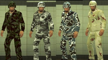 "Dead Rising 2 ""Скинпак ""Camouflage 4 Pack"""""