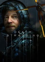 Обложка игры Death Stranding