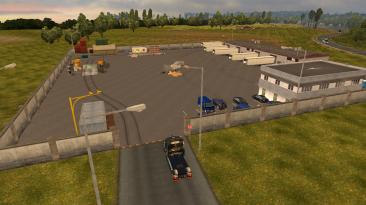 "Euro Truck Simulator 2 ""Base by Benek"""