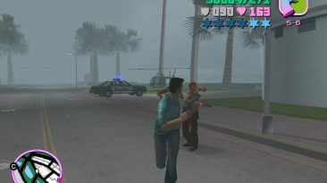 "Grand Theft Auto: Vice City ""Удобный траффик на выбор (VC) 1.0"""