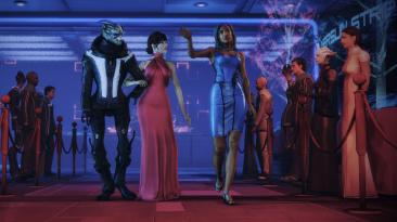 """Mass Effect Legendary Edition """"Большая коллекция новой одежды - Druu's Modding Varieties"""""""