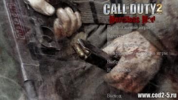 "Call of Duty 2 ""Merciless MatadoR SP(кровавый мод)"""