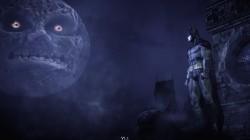 """Batman: Arkham Asylum """"Луна - Majora's Mask"""""""