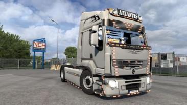 "Euro Truck Simulator 2 ""Renault Atlantis v2.0 (v1.39.x - 1.40.x)"""