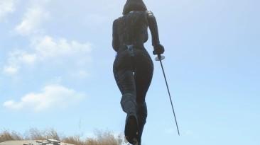"""Fallout 4 """"Новая анимация для женских персонажей"""""""