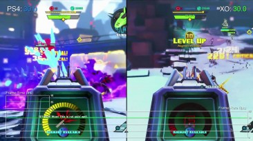 "Battleborn ""Тест производительности Beta PS4 vs Xbox One (DigitalFoundry)"""
