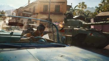 """Far Cry 6 """"Нет лимита на убийство мирных жителей"""""""