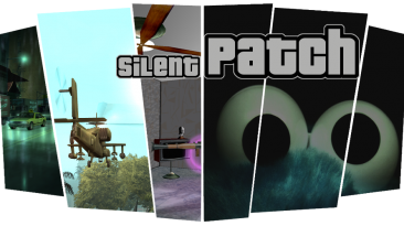 "Grand Theft Auto: San Andreas ""ASI плагин -SilentPatch v1.1 Build 32"""