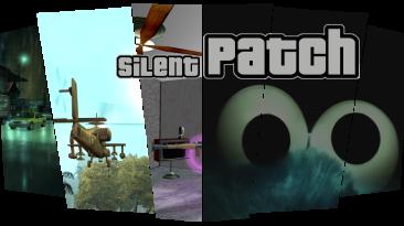 "Grand Theft Auto: San Andreas ""ASI плагин -SilentPatch v1.1 Build 32"""