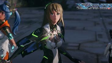 Состоялся релиз Phantasy Star Online 2: New Genesis для Xbox и ПК