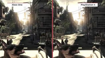 "Call of Duty: Ghosts ""Сравнение PS4 vs XO"""