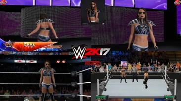 "WWE 2K17 ""Emma WWE 2K18 Port MOD"""