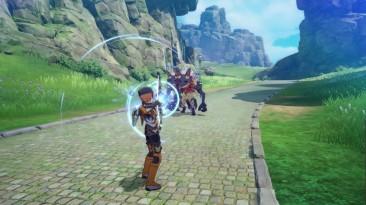 Bandai Namco опубликовали два новых видео своей MMORPG Blue Protocol