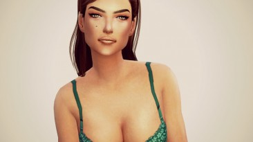 """The Sims 4 """"Джанин от MyLovely Sims """""""