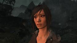"Tomb Raider ""Играбельная Фэйт из ""Mirror's Edge: Catalyst"""