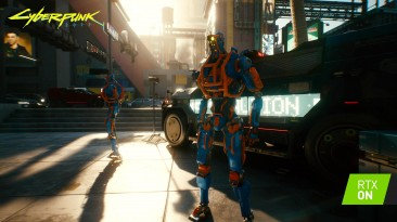 Новые скриншоты Cyberpunk 2077 с RTX