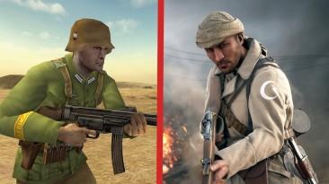 Как менялась графика в играх серии Battlefield