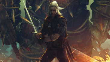"""Witcher 2: Assassins of Kings """"Comic book - Reasons of State"""""""