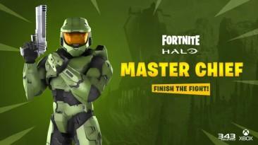 В Fortnite может пройти коллаборация с Halo