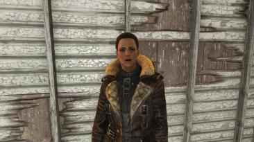 "Fallout 4 ""Вермиллион Фрост - бывший генерал Анклава / Vermillion Frost - Former Enclave General"""