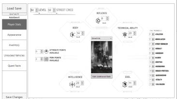 Cyberpunk 2077: Редактор Сохранений / Save Editor (CyberCAT-SimpleGUI) [v0.09a_r3]