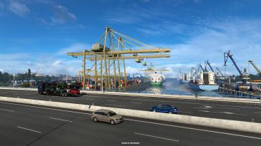 Euro Truck Simulator 2: Порту второй по величине город Португалии в DLC Iberia