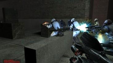 "Half-Life 2 ""Карта - Policeraid"""