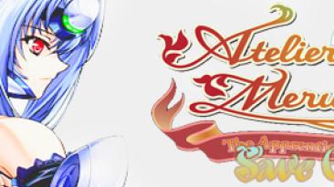 Atelier Meruru: The Apprentice of Arland 2012: сохранение (всё пройдено) [PS3/US]